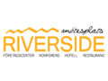 Mötesplats Riverside logotype